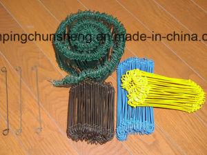 "Steel Wire Ties 12"" Double-Loop Galvanized pictures & photos"