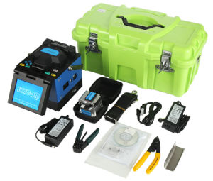 Multifunction Excellent Chinese Fiber Optical Fusion Splicer T-108h pictures & photos