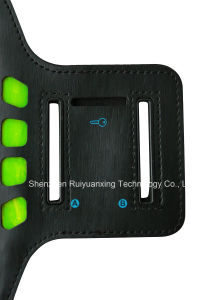 iPhone 6/ 6s LED Sports Armband Keep Safety at Night pictures & photos