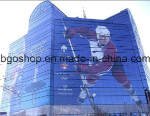 One Way Vision Self Adhesive Vinyl Window Film (140mic film 140g release paper) pictures & photos