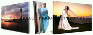 "Solvent Ink Materials Polyester Canvas Advertising Material (24""X36"" 3.8cm) pictures & photos"