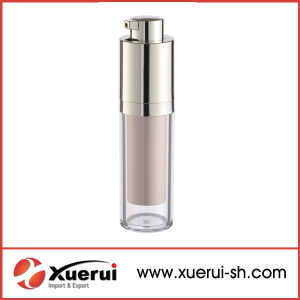 Plastic Cosmetic Airless Pump Bottle pictures & photos