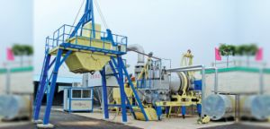 Small Mobile Asphalt Mixing Plant pictures & photos