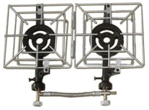 Double Burner Fs-02 Gas Burner, Gas Stove pictures & photos