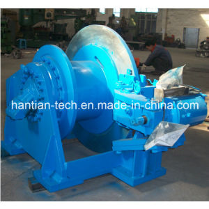 7.5t Hydraulic Winch Buit-in (HW-8) pictures & photos