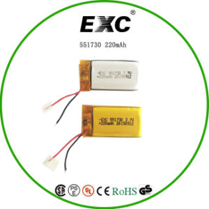 551730 Lithium Polymer Battery for Electronic Toys Battery pictures & photos