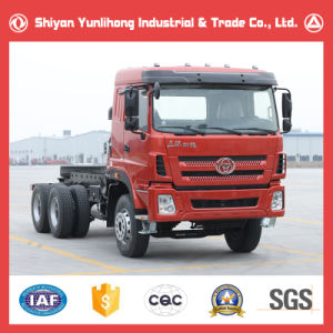 Sitom 6X4 Tip Lorry Truck Chassis/Heavy Truck Chassis 6X4 pictures & photos