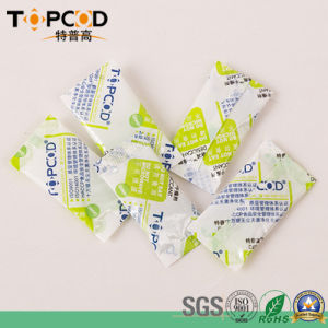 1g Indicating Desiccant Silica Gel with Plastic Bag Packing pictures & photos