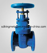 Cast Iron Rubber Cuniform Gate Valve pictures & photos