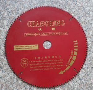 Ordinary TCT Circular Saw Blades for Aluminium pictures & photos