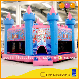Princess Inflatable Castle for Kid Party (AQ583) pictures & photos