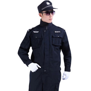 2016 OEM Factory Customized Police / Security Uniform pictures & photos