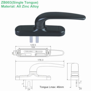 Multi Points Lock Handle (ZB003) pictures & photos