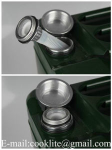 Metal Can / Metal Gasoline Canister for Jeep pictures & photos