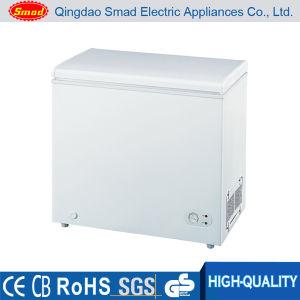 Commercial Top Open Solid Door Horizontal Chest Deep Cryogenic Freezer pictures & photos