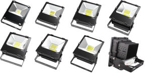 Factory Sale 200W Samsung 3030 SMD LED Flood Light (RB-FLL-200WS2) pictures & photos