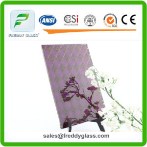 2mm Lilac Reflective Mirror/ Tinted Mirror pictures & photos