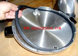 Pressure Cooker Silicone Rubber Seal pictures & photos