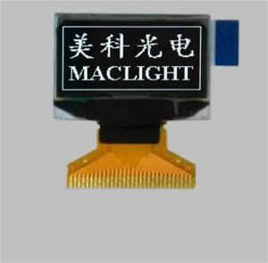 0.96 Inch OLED Module Display 128X64 Pixels White Color pictures & photos