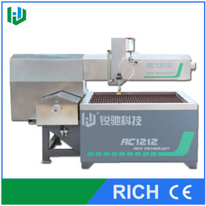 Promotion Waterjet Cutting Machine with Small Size pictures & photos