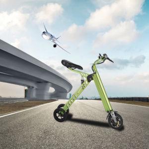 Mini Smart Light Electric Bike Folding Skateboard pictures & photos
