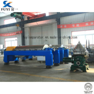 Automatic Decanter Separator for Starch