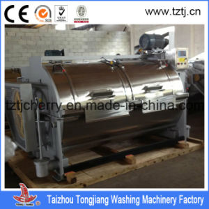 Full Stainless Steel Commercial Washing Machine Used for Hotel/Hospital/School/Wool pictures & photos