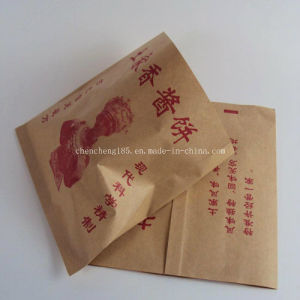 Customized Colorful PE Coated Paper Food Packaging Bag Fk-184 pictures & photos