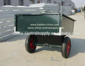 Small and Mini 0.97X0.76m ATV Trailer of Factory (CT0040) pictures & photos