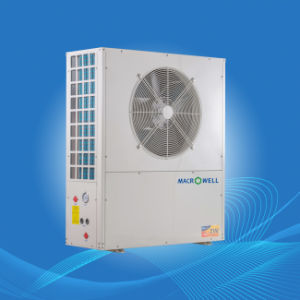Air Source Heat Pump Water Heater Evi -30 Centigrade with Copeland Scroll Type Compressor pictures & photos