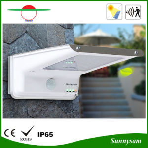 380lm 35LED Solar Power Outdoor Security Street Light for Garden pictures & photos