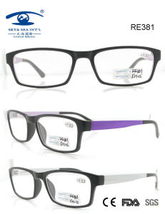 Colourful Plastic Woman Man Reading Glasses (RE381) pictures & photos