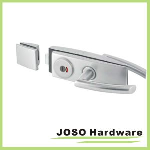Glass Door Lock with Privacy Cylinder (GDL020C-2) pictures & photos