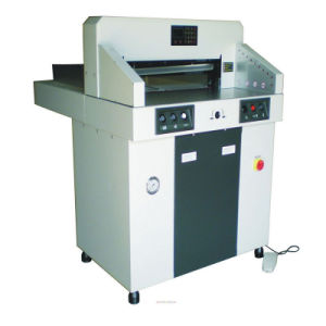 Program Control Hydraulic Paper Cutter 670HP