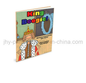 Paperback Colorful Child Book Printing Service (jhy-282) pictures & photos