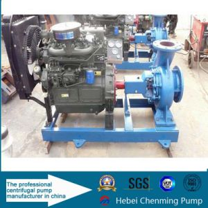 Trailer Mounted Diesel Engine Dewatering Pump pictures & photos