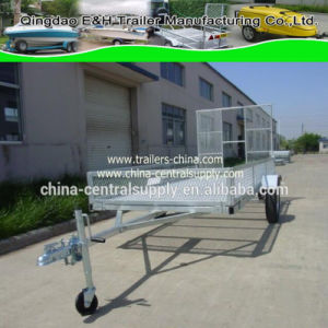 Wholesale Sale Utility 3.7X1.55m ATV Trailer (CT0090C) pictures & photos