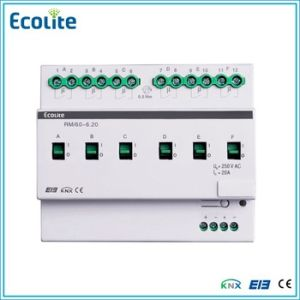 Knx Eib 6 Folds 20A Relay Module pictures & photos