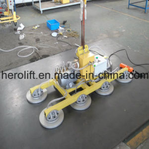 High Lead Glass Handling/Vacuum Glass Lifter/Capacity 350kg pictures & photos