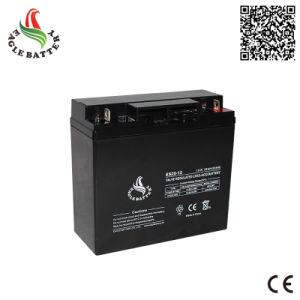 12V 20ah VRLA Rechargeable Sealed Lead-Acid Battery for UPS pictures & photos