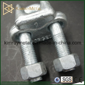 US Type Drop Forged Heavy Duty Wire Rope Clips pictures & photos