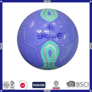 Promotional and Colorful PVC Soccer Ball pictures & photos