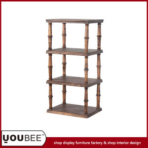 Vintage Retail Wooden Garment/Clothes/Clothing Display Stand/Rack pictures & photos
