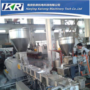 Tse75-180 PVC Cable Plastic Pellet Machine pictures & photos