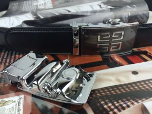 Genuine Leather Belt in High Quality (GF-160411) pictures & photos