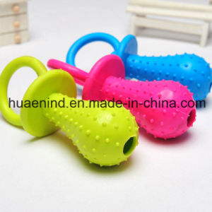 Dog Toy TPR Big Nipple pictures & photos
