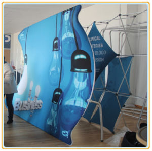 10ft U-Shape Tension Fabric Wall Display pictures & photos