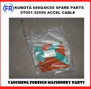 Kubota 688q/DC60 Accel Cable pictures & photos