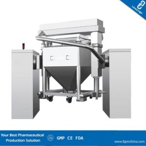 Automatic Lifting Powder Mixer pictures & photos
