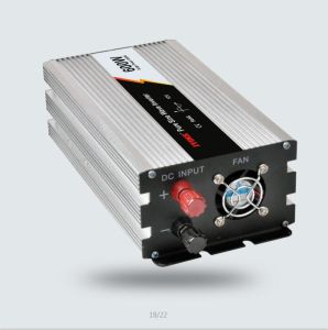 600W 12V/24V/48V DC to AC 110V/220V Pure Sine Wave Inverter pictures & photos
